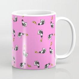 Cows and Pizza Coffee Mug