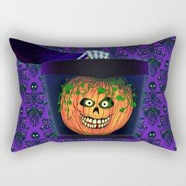 Hatty Halloween! Rectangular Pillow