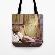 I wish it would rain autumn again Tote Bag