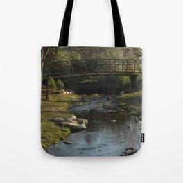 Humble Bridge Tote Bag