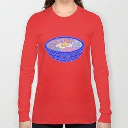 Bibimbap Bowl Long Sleeve T-shirt
