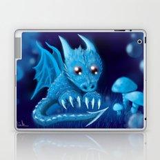 Blue Bubble Bop Laptop & iPad Skin
