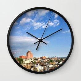 Welcome to BOHtimore, Hon! Wall Clock
