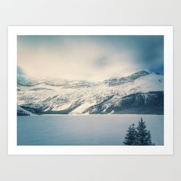 In The Depth of Winter Art Print