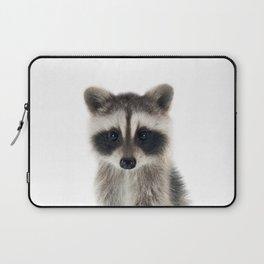 Baby Racoon Laptop Sleeve