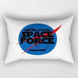 Space Force 2 Rectangular Pillow