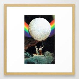 Loft Framed Art Print