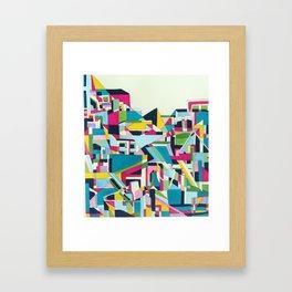 1327 apt B-7 Framed Art Print