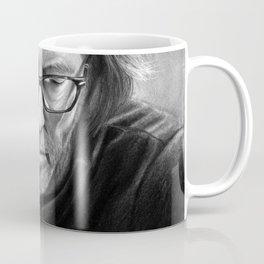 Eric Clapton PENCIL DRAWING Coffee Mug