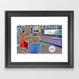 TRENDSETTERS Framed Art Print