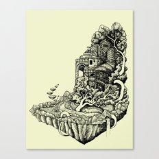 Landscape 01 Canvas Print