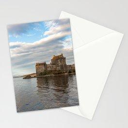 Eilean Donan Castle, Dornie, Kyle of Lochalsh, The Highlands, Scotland Stationery Cards