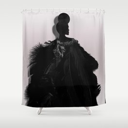 People will stare. Make it worth their while. Shower Curtain