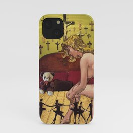 Ignorance is Bliss iPhone Case