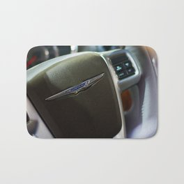 Chrysler Town & Country Limited Steering Wheel Bath Mat