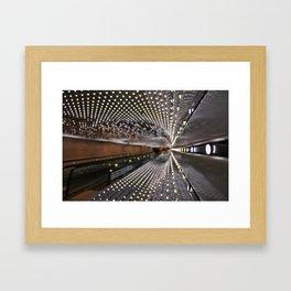 Concourse Framed Art Print