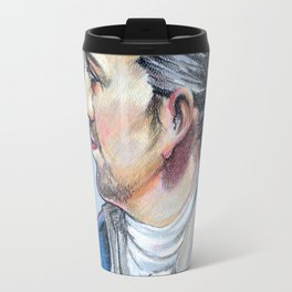 Hamilqueue Travel Mug