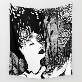 Slowly Falling Apart Wall Tapestry