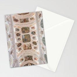 Waldsassen Basilica Ceiling (Choir) Stationery Cards
