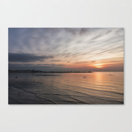 Travel to the soul of nature Canvas Print