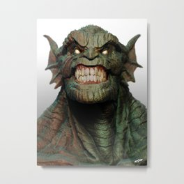 Abomination Metal Print