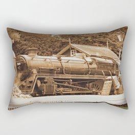 Sepia Stea engine 73129 Rectangular Pillow