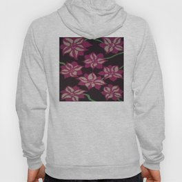 Night Blooming Dahlia Hoody