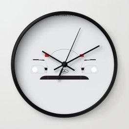 Minimal C11 1990 Le Mans Wall Clock