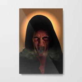Unholy Mother Metal Print