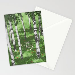 Gone for a ride BRB - 02 Stationery Cards