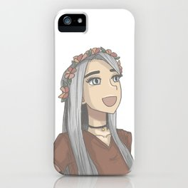 laughter iPhone Case