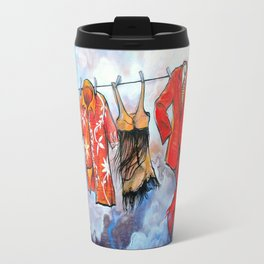 Taken to the Cleaners  Travel Mug