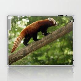 Happy Red Panda. Laptop & iPad Skin