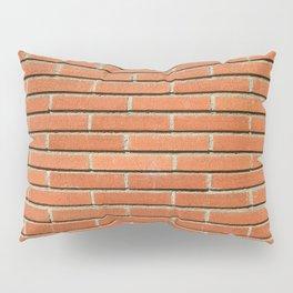 Bricks Wall Pillow Sham
