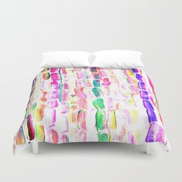 Spring Colorful Sugarcane Duvet Cover