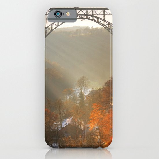 valley of light iPhone & iPod Case