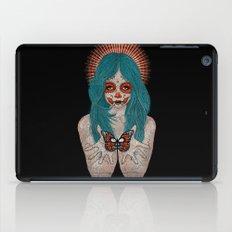 Santa Muerte iPad Case