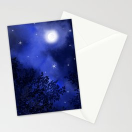 The moment I'm missing you2 Stationery Cards