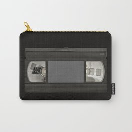 Retro 80's objects - Videotape Carry-All Pouch