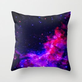 S P A C E ii Throw Pillow
