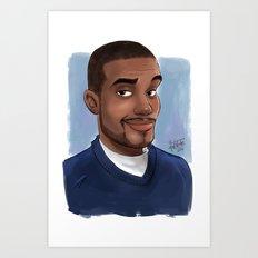 Patrick Noble Art Print