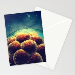 Stem cell research Stationery Cards