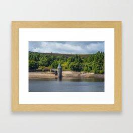 Pontsticill Reservoir August 2018 Framed Art Print