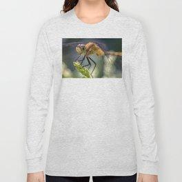 Dragonfly Closeup Long Sleeve T-shirt