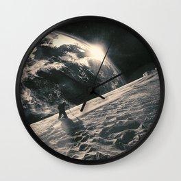 Moxie Wall Clock