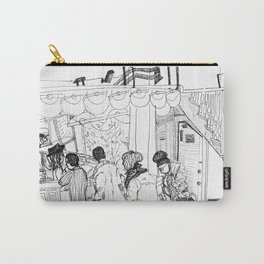 The Continuous Cafe Carry-All Pouch
