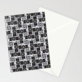 35mm Camera Pattern Stationery Cards