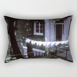 LAUNDRY IN LONDON Rectangular Pillow