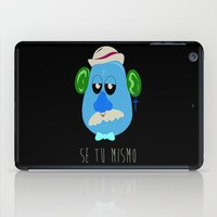 potato iPad Cases featuring HIPSTER POTATO by Mike Wasousky Design