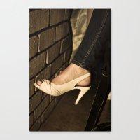 random Canvas Prints featuring random by Segal Studio